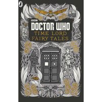 Doctor Who, Time Lord Fairy Tales Book - Entertainment Gifts