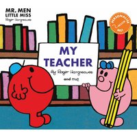 Roger Hargreaves, Mr Men My Teacher Book - Mr Men Gifts