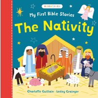My First Bible Stories, The Nativity Book - Bible Gifts