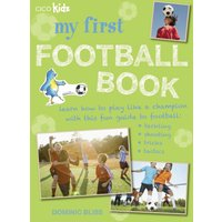 My First Football Book - Football Gifts