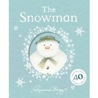 Raymond Briggs, The Snowman Book - Book Gifts
