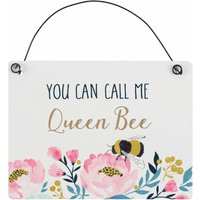 Blossom & Bee, Queen Bee Sign - Bee Gifts