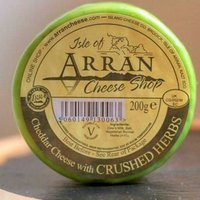 Arran Cheddar Cheese With Herbs