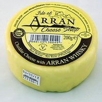 Arran Cheddar Cheese With Whisky