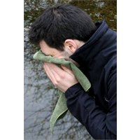 BCB Adventure Ultra Light Fibre Towel - Olive