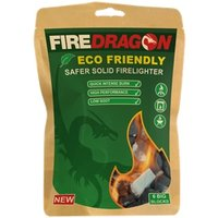 Fire Dragon Clean Solid Fuel Tablets - Pack of 6