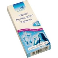 BCB Adventure Water Purifying Tablets (NATO)