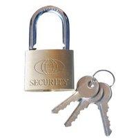 BCB Adventure Key Type Brass Padlock