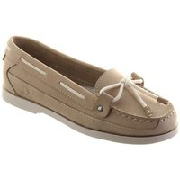 Chatham Alcyone G2 Slip On Boat Shoe - UK Size 6 / Stone