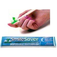 SmileSaver Rinse Free Disposable Toothbrush