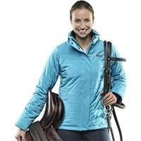 Exoglo Ladies Heated Jacket and Power Pack and Charger - Powder Blue - 8