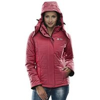 Exoglo Ladies Heated Jacket and Power Pack and Charger - Powder Blue - 16