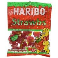 Haribo Sweets - Squidgy Strawbs
