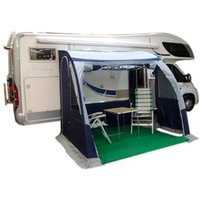 Apache By Cabanon Montecarlo Motorhome Porch Awning - Blue