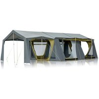 Zempire Mansion Canvas Tent - Olive/Charcoal
