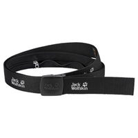 Jack Wolfskin Secret Belt - Black