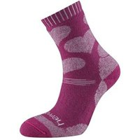 Sprayway Girls Trekking Sock - Hearts 12-3