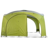 Zempire Shelterdome Deluxe Poly Side Wall - Silver/Forest