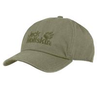 Jack Wolfskin Baseball Cap - Khaki / 56-61 cm