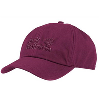 Jack Wolfskin Baseball Cap - Wild Berry / 56-61 cm