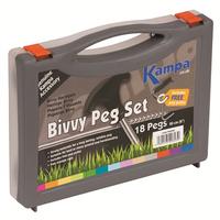 Kampa Bivvy Peg 18 Pack
