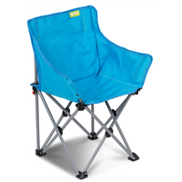 Kampa Kids Mini Tub Chair - Bright Blue