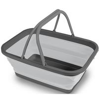 Kampa Folding Washing Bowl - Large - Grey