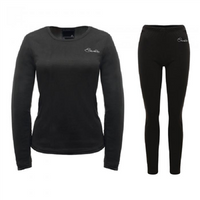 Dare2b Insulate Womens B/L Set - 10 Black