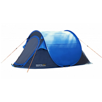 Regatta Malawi 2 Pop Up Tent 2019 - Oxford Blue / Seal Grey