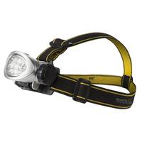 Regatta 10 LED Headtorch 2019 - Black/Sealgrey