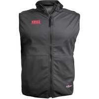 EXO2 Heated Clothing Unisex Stormwalker 2 Heated Gilet & Power Pack & Charger - Black - XXLarge - 50/52
