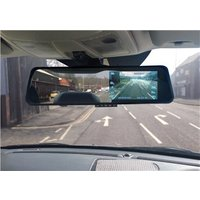 Streetwize Rearview Mirror Dash Cam