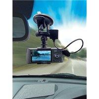 Streetwize Dual Camera Split Screen Journey Recorder