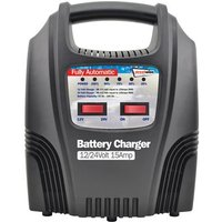 Streetwize 12 And 24v 15 Amp Fully Automatic Led Battery Charger