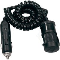"Streetwize 9"" 12V Flexible Extension Socket"