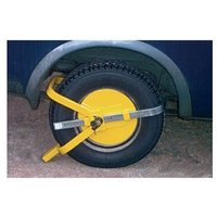 Streetwize Full Face Wheel Clamp
