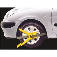 Streetwize Cross Face Wheel Clamp
