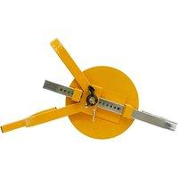 Streetwize Trailer Wheel Clamp