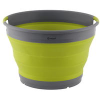 Outwell Collaps Washing Up Bowl 2019 - Lime Green