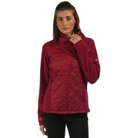 Regatta Chilton Womens Hybrid Jacket - Size 10 Beetroot
