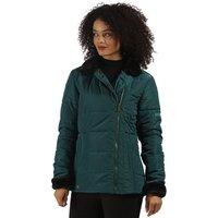 Regatta Wren Womens Jacket - Size 10  Deep Teal