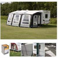 Kampa Ace Air Pro 500 Caravan Awning Package Deal 2019