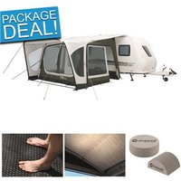 Outwell Amber 350SA Awning Package Deal 2018
