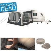 Outwell Tide 380SA Awning Package Deal 2018
