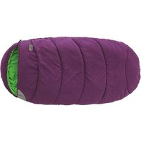 Easy Camp Ellipse Junior Sleeping Bag 2018 - Majesty Purple