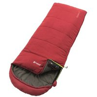Outwell Campion Junior Sleeping Bag 2019 - Red