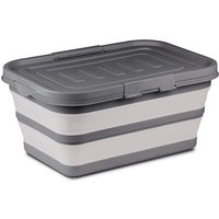 Kampa Collapsible Storage Box 2019 - Grey