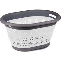 Kampa Collapsible Laundry Basket 2019 - Grey