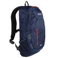Regatta Altorock II 25L Backpack - Dark Demin/Amber Glow