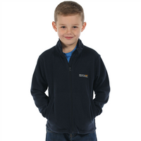 Regatta King II Fleece Navy 2018 - Age 11-12 Navy/Navy